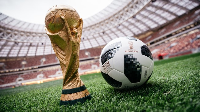 FIFA world cup 2018 ball