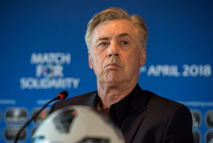 Ancelotti in World cup