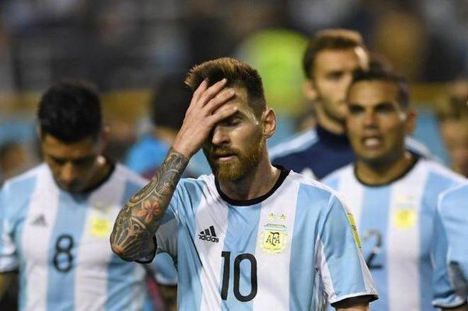 Argentina in world cup
