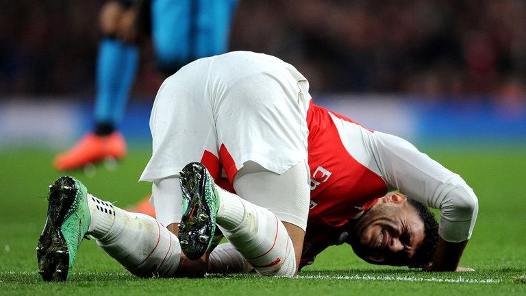 Chamberlain injury England