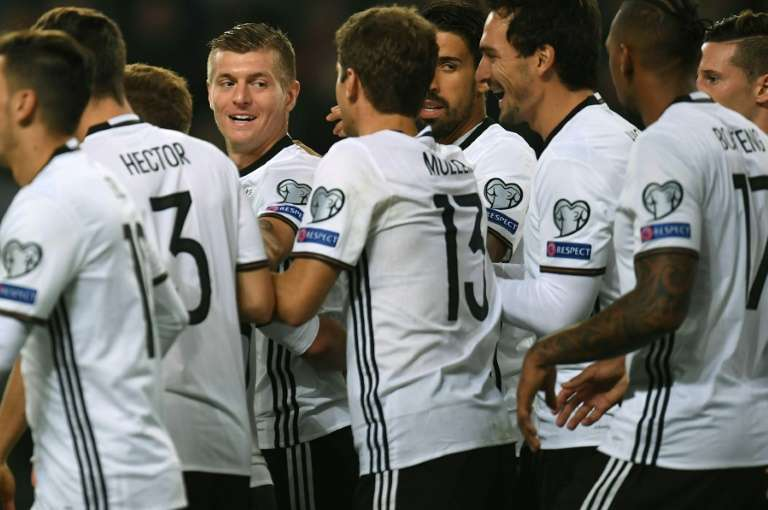 Germany in World cup 2018