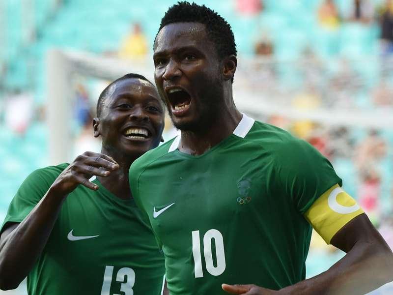 Nigeria FIFA world cup 2018
