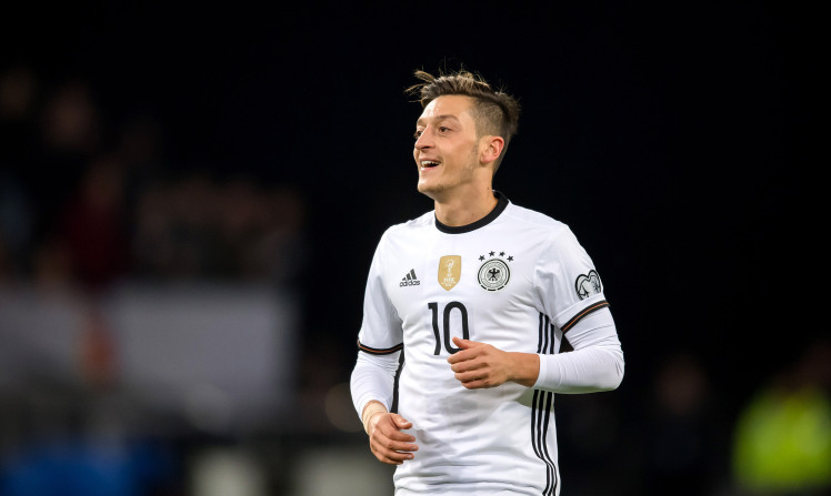 Ozil in World cup