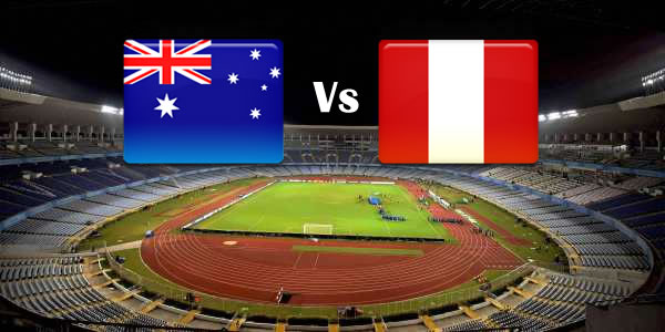 Australia Vs Peru in World Cup 2018