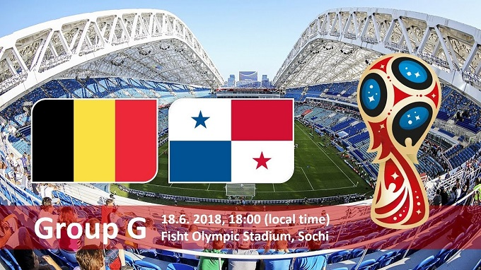 Belgium Vs Panama in World cup