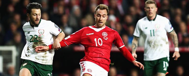 Denmark Vs Australia in world cup