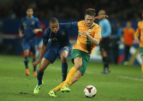 France Vs Australia FIFA world cup 2018