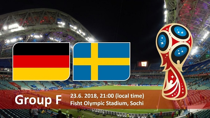 Germany Vs Sweden FIFA world cup 2018