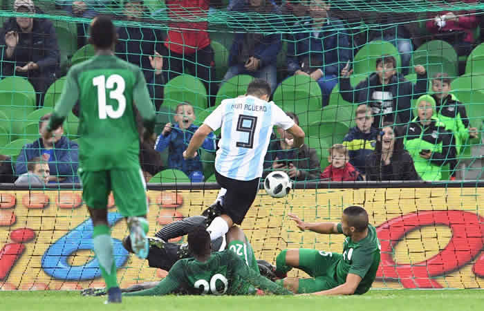 Nigeria Vs Argentina in World cup 2018