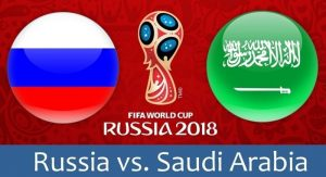 Russia 5 – 0 Saudi Arabia Highlights [1st Match of WC 2018]