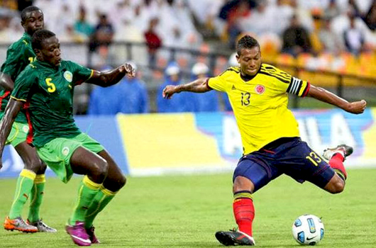 Senegal Vs Colombia in World cup 2018