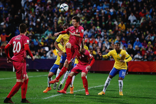 Serbia Vs Brazil in World cup 2018