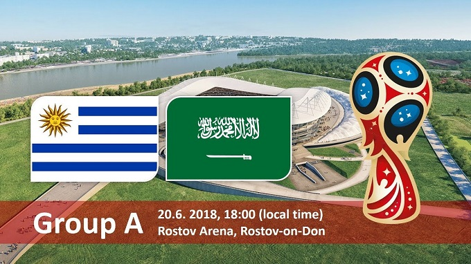 Uruguay Vs Saudi Arabia World Cup 2018