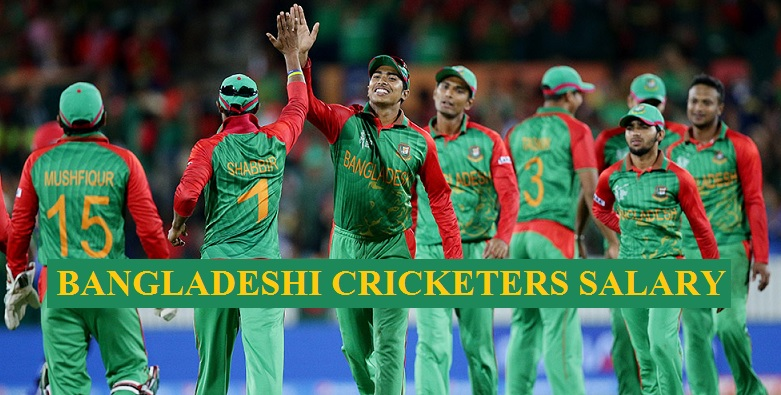 Bangladesh Cricketers Salary
