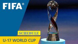 FIFA U-17 World cup 2019 Peru Schedule [Draw Date]
