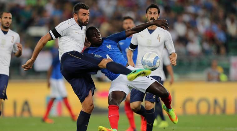 France 3 - 1 Italy