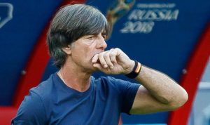 Joachim Low could reign from Germany after failing to Russia World Cup