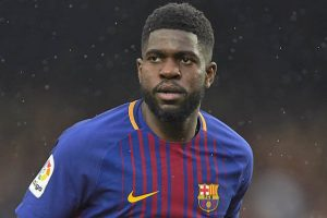 Samuel Umtiti made a new five-year contract with Barcelona