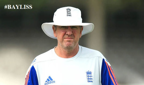 Trevor Bayliss England Coach