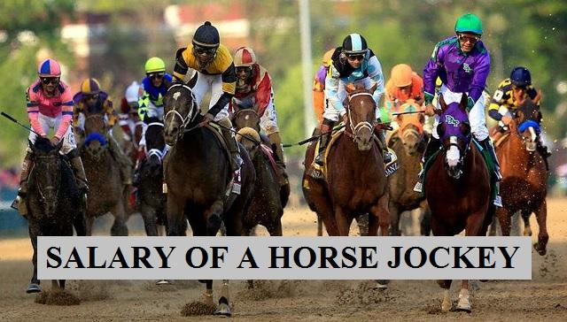 Horse Jockey Salary