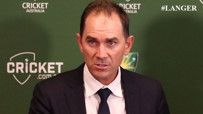 Justin Langer Australia Cricket Coach