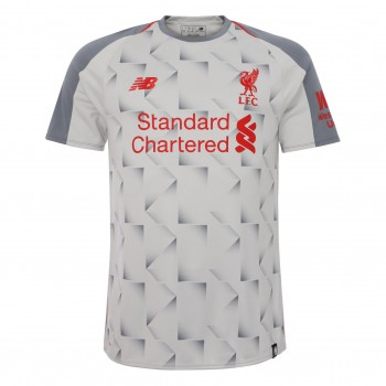 Liverpool third shirt