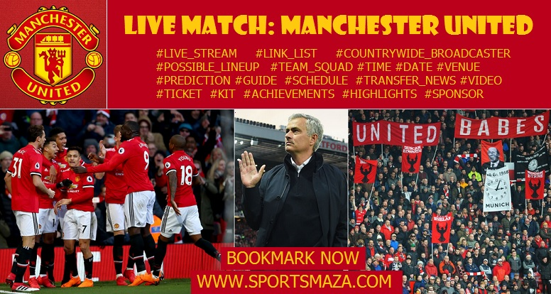 Manchester United Live Stream Free