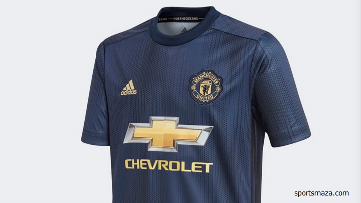 Manchester United Third Kit 2018-19 leaked