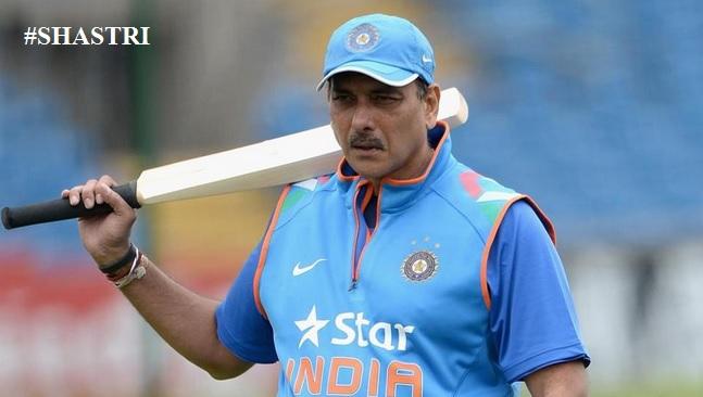 Ravi Shastri India Coach