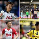 18 Asian footballers playing in famous European clubs (2018-19 Season)