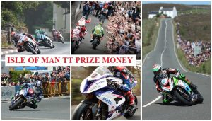 Isle of Man TT Prize Money