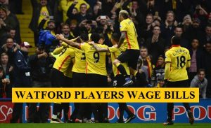 Watford FC players salary 2018-19 (Latest contract deals)