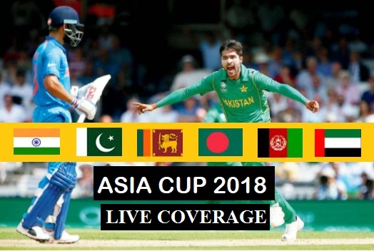 Asia Cup live streaming