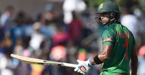 Sabbir out of BAN squad
