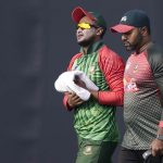 Bangladesh all-rounder Sakib Al Hasan miss the Asia Cup stage in UAE