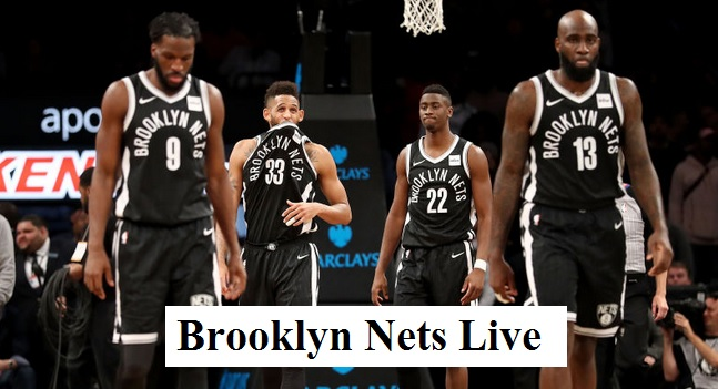 Brooklyn Nets live streaming