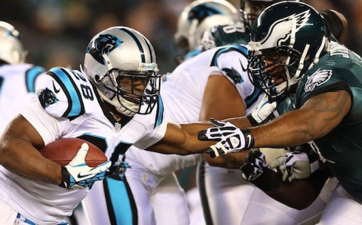 The Philadelphia Eagles Vs Carolina Panthers live stream