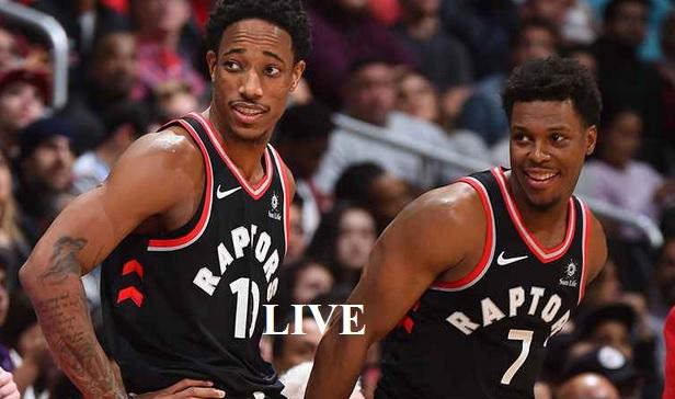 Toronto Raptors live stream