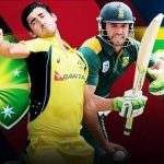 Live streaming 3rd Match between South Africa and Australia [11-11-2018]