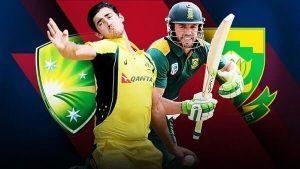 South Africa Vs Australia 1st ODI Live streaming [4 November, 2018]