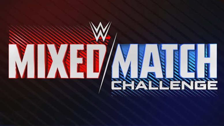 WWE Mixed Match Challenge live stream
