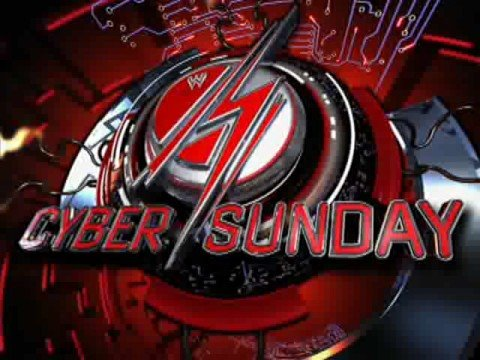 WWE Cyber Sunday live stream