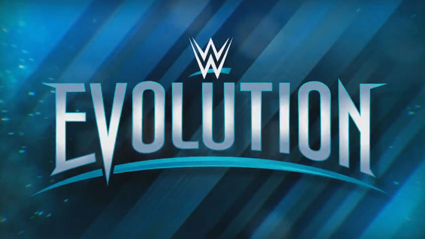 WWE Evolution live stream