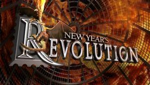 WWE New Year's Revolution 2020 live stream