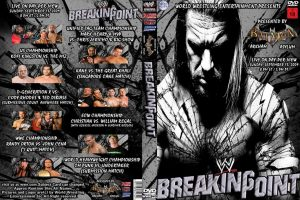 WWE Breaking Point live stream