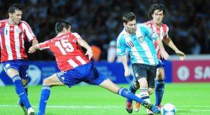Argentina Vs Praguay Copa America watch live