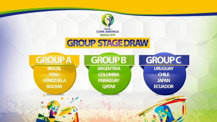 Copa America 2019 Group B