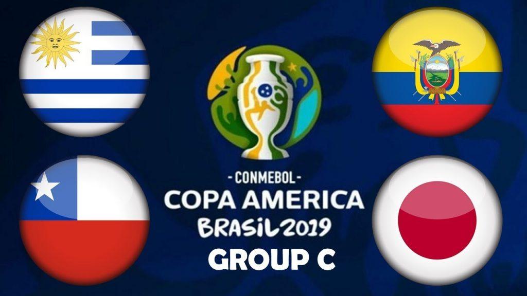 Copa America 2019 Group C