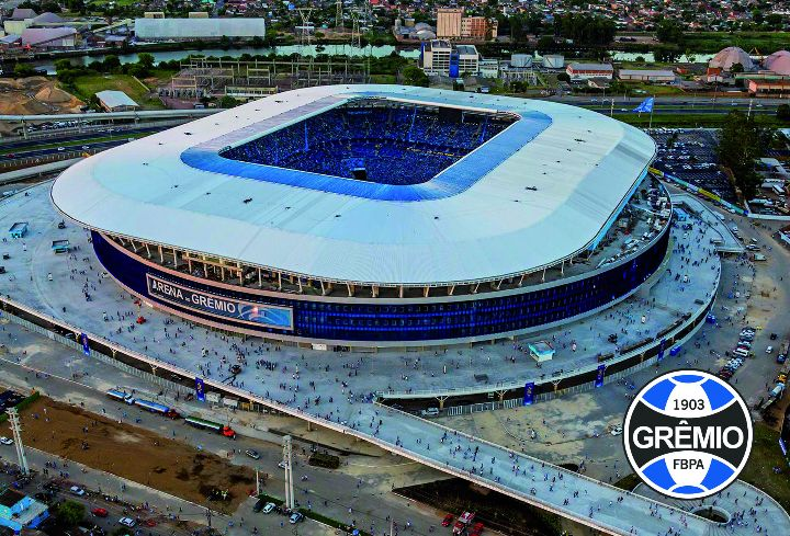 Ground Arena do Gremio - Copa America 2019
