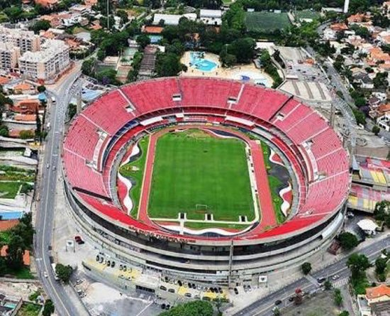Ground Estadio do Morumbi - Copa America 2019